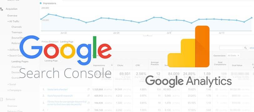 آموزش نحوه اتصال گوگل کنسول ( وبمستر ) به گوگل آنالیتیکس