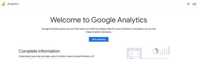 آموزش نحوه عضویت در گوگل آنالیتیکس