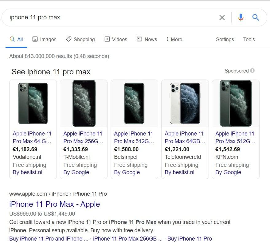 نحوه نمایش اسکیما محصولات در گوگل