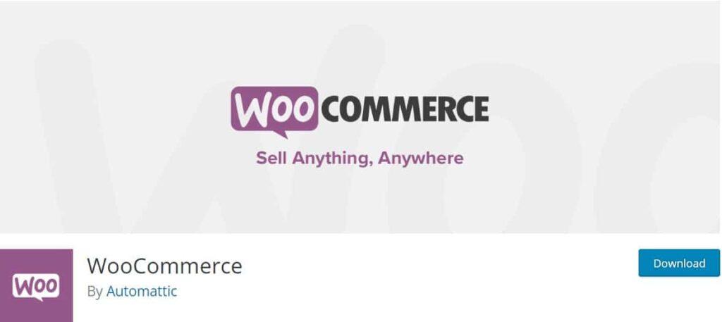 افزونه رایگان WooCommerce
