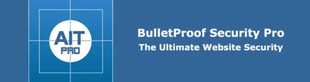 افزونه امنیتی وردپرس BulletProof Security