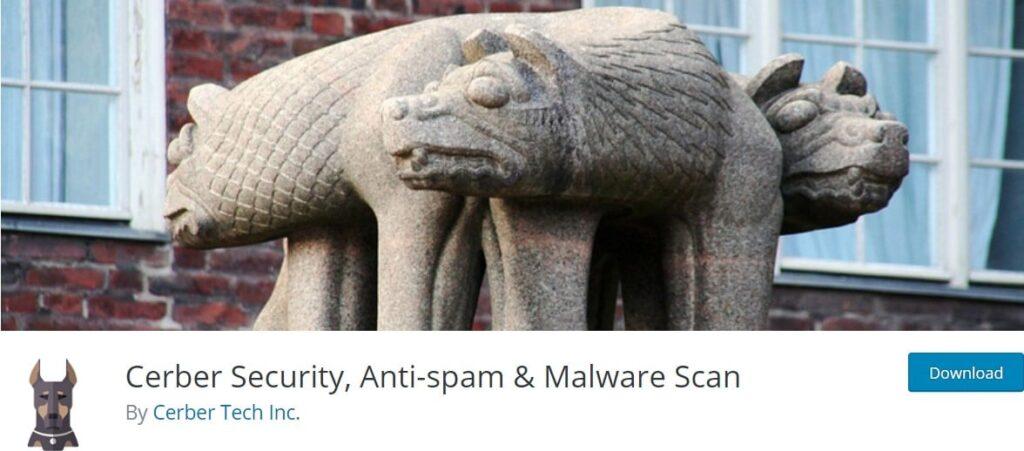 افزونه امنیتی وردپرس Cerber Security