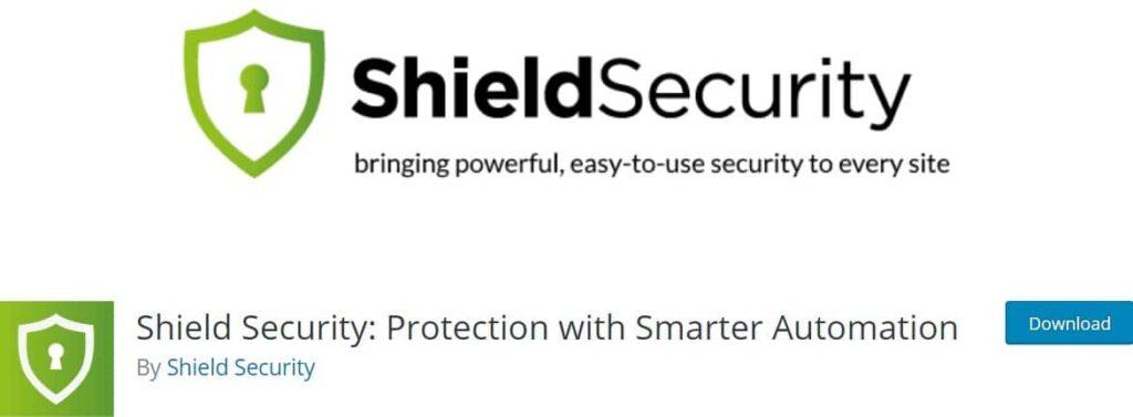 افزونه امنیتی وردپرس Shield Security