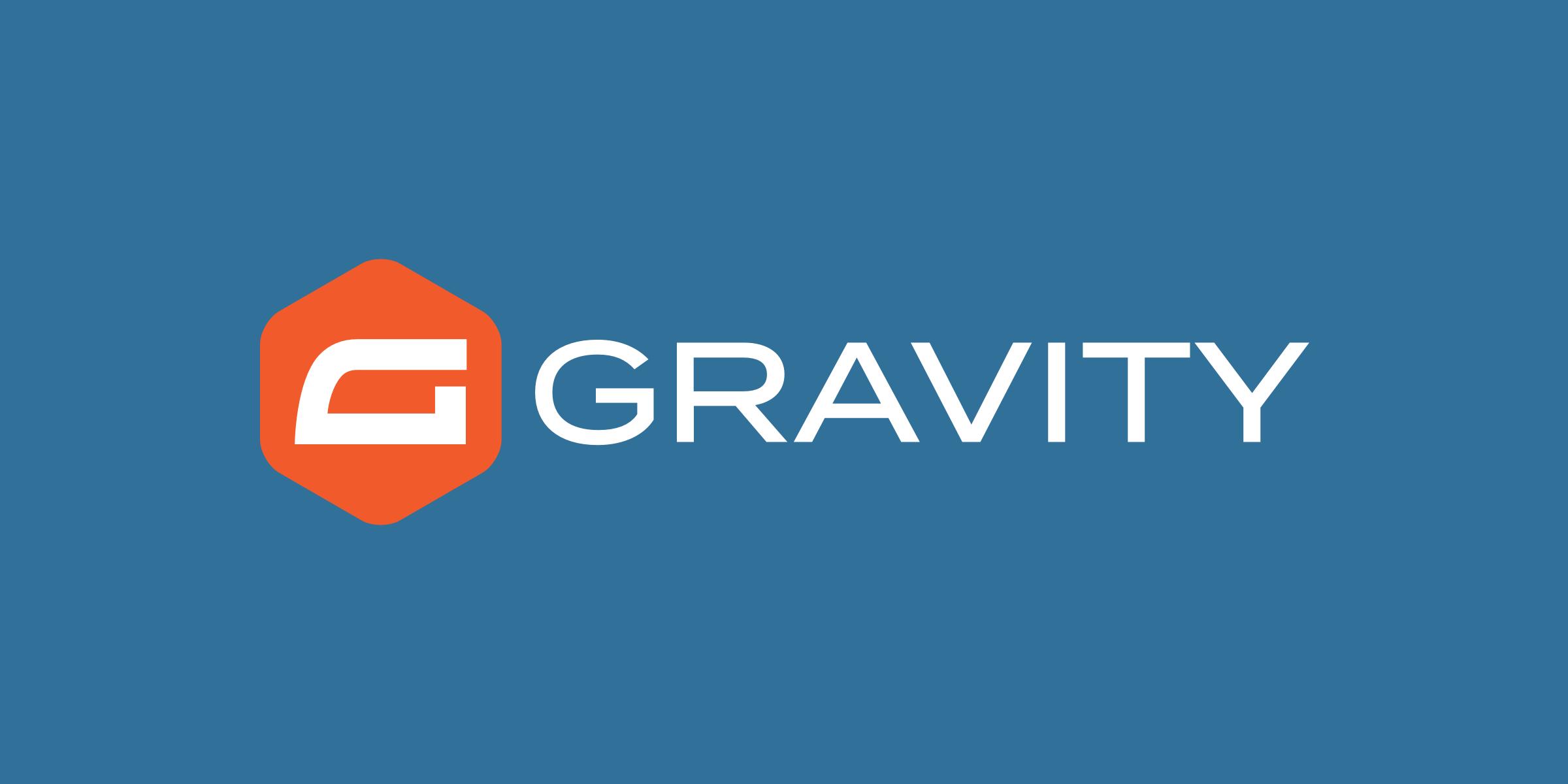گراویتی فرم gravity form