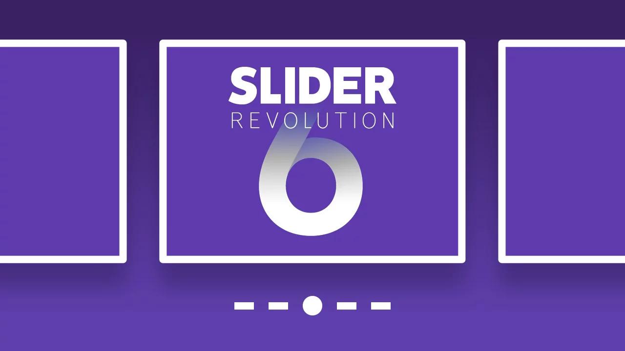 Slider Revolution اسلایدر ریوولیشن