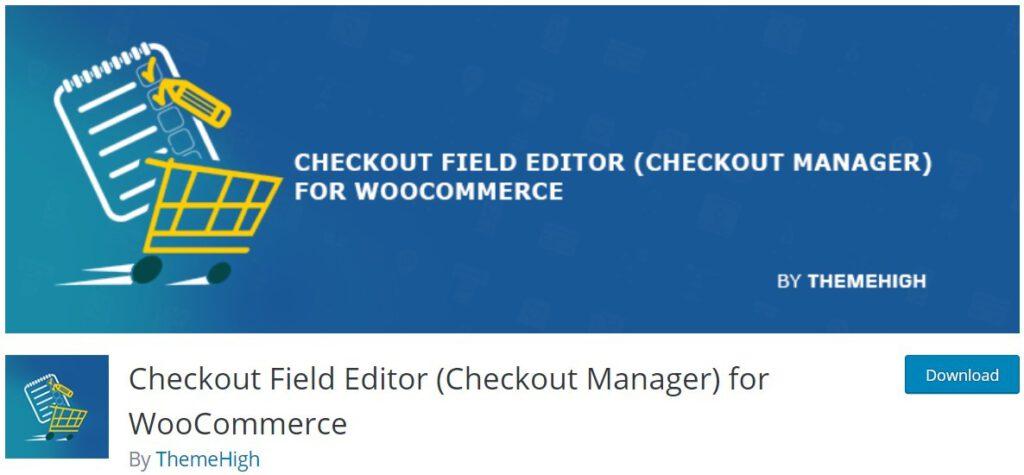 استفاده از افزونه ی Checkout Field Editor برای ویرایش فرم پرداخت در ووکامرس