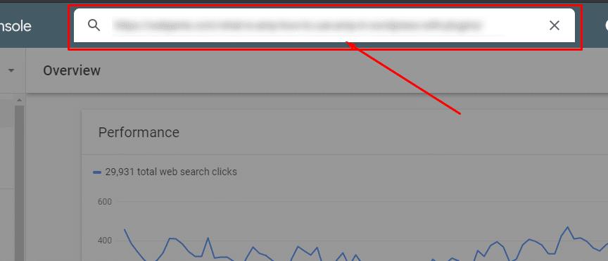 آموزش URL Inspection در گوگل کنسول